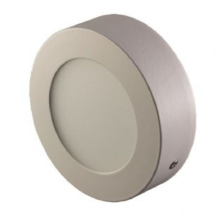 Surface Panel Round LED - Outer Installation - 7W/12W/18W/24